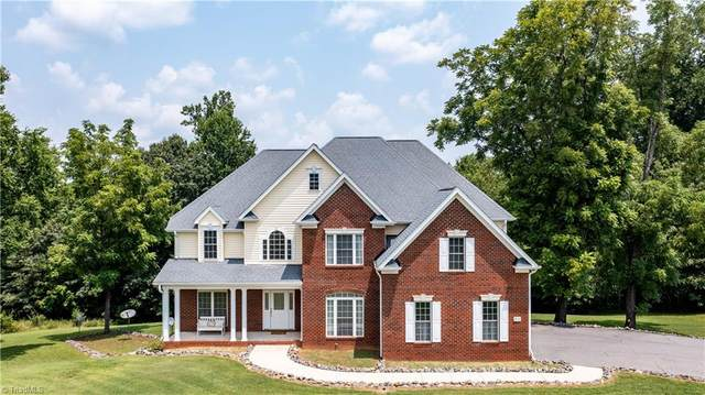 210 Knightshire Drive, Stokesdale, NC 27357 (#1034487) :: Premier Realty NC