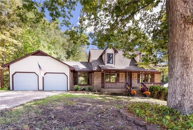 4901 Whisper Oak Drive, Trinity, NC 27370 (MLS #1034776) :: Ward & Ward Properties, LLC