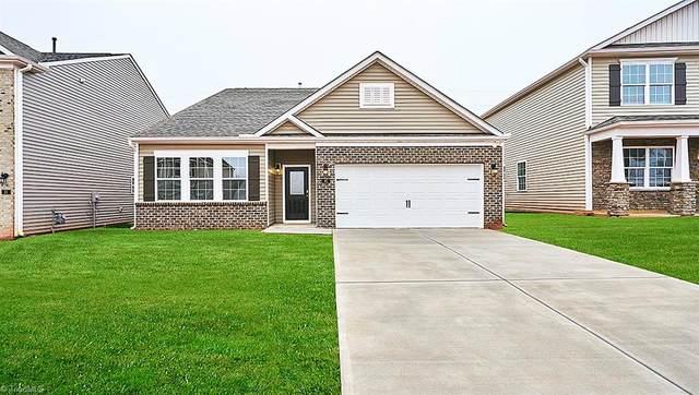 3787 White Horse Drive #84, Trinity, NC 27370 (#1036298) :: Premier Realty NC