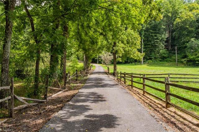 2082 Mountain Valley Church Road, North Wilkesboro, NC 28659 (MLS #1038256) :: Ward & Ward Properties, LLC