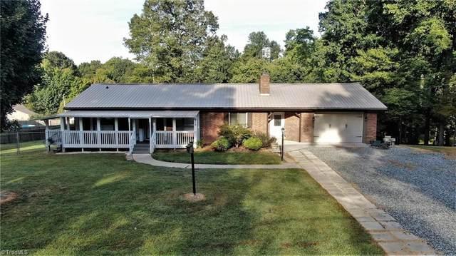 919 Overbrook Drive, Thomasville, NC 27360 (MLS #1038876) :: Berkshire Hathaway HomeServices Carolinas Realty