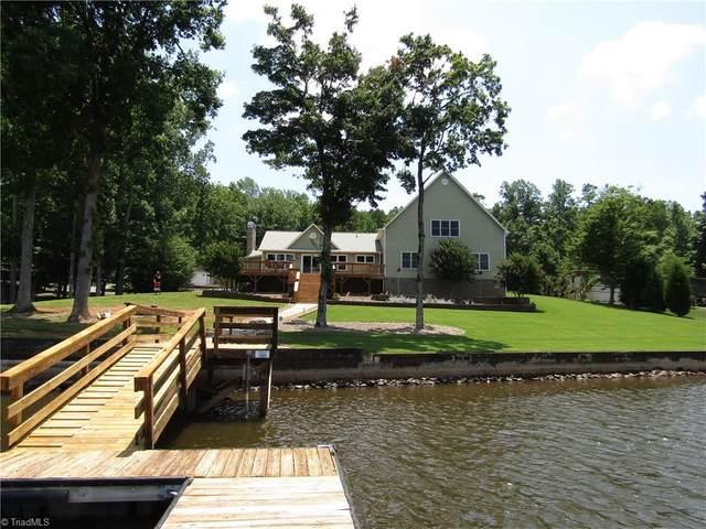 490 Lake Drive 9, Lexington, NC 27292 (#1038976) :: Premier Realty NC