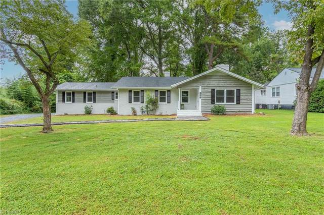 838 Crescent Drive, Reidsville, NC 27320 (MLS #1039880) :: Ward & Ward Properties, LLC