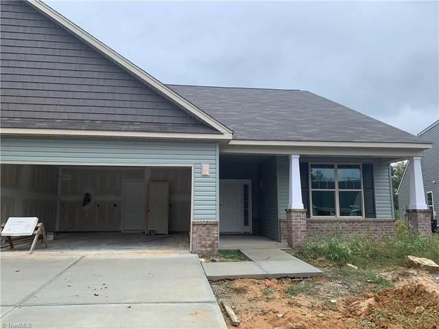 130 Oxford Ridge Court Lot 11, Kernersville, NC 27284 (MLS #1042603) :: Ward & Ward Properties, LLC