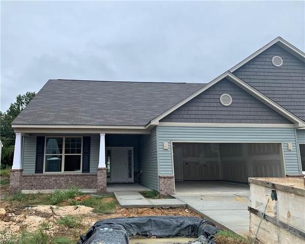 128 Oxford Ridge Court Lot 12, Kernersville, NC 27284 (MLS #1042611) :: Ward & Ward Properties, LLC