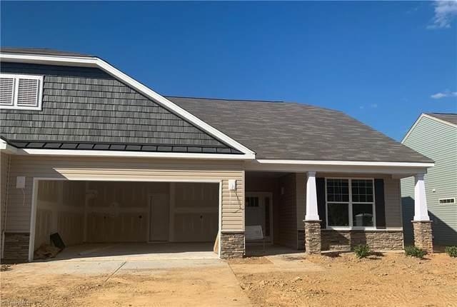 126 Oxford Ridge Court Lot 13, Kernersville, NC 27284 (MLS #1044254) :: Ward & Ward Properties, LLC