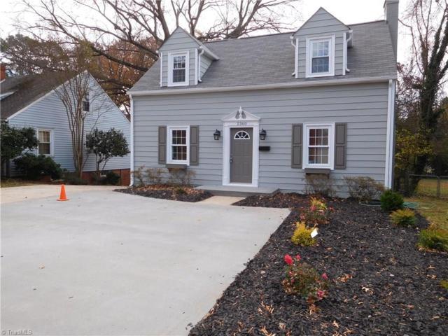 2360 Queen Street, Winston Salem, NC 27103 (MLS #857922) :: Banner Real Estate