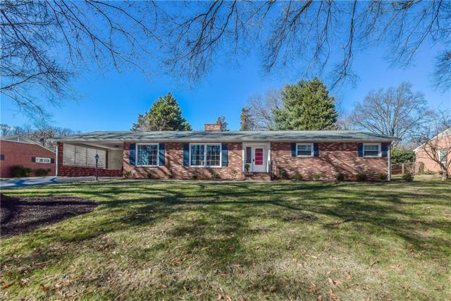 2402 Greenwich Road, Winston Salem, NC 27104 (MLS #870954) :: Banner Real Estate