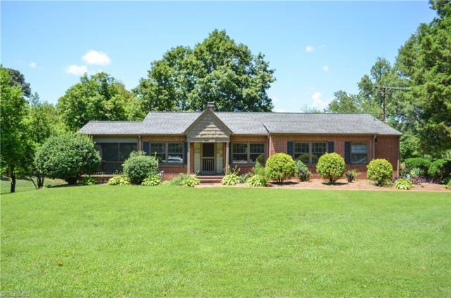 2101 Polo Road, Winston Salem, NC 27106 (MLS #880629) :: Kristi Idol with RE/MAX Preferred Properties