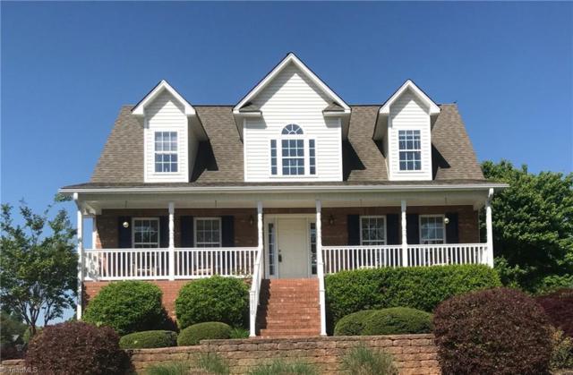 8105 Spring Hollow Court, Belews Creek, NC 27009 (MLS #881403) :: Kristi Idol with RE/MAX Preferred Properties