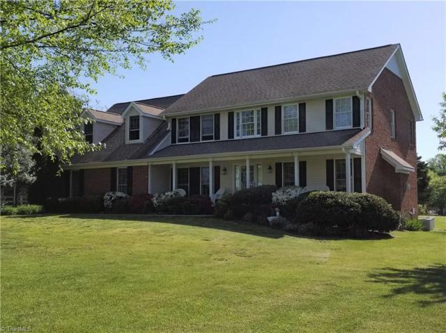 7609 Haw Meadows Drive, Kernersville, NC 27284 (MLS #885036) :: Banner Real Estate