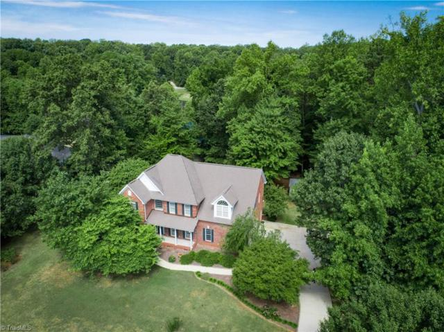 3605 Lake Cove Court, Browns Summit, NC 27214 (MLS #892918) :: Banner Real Estate