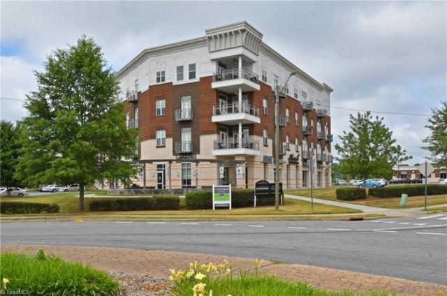 1111 Marshall Street #380, Winston Salem, NC 27101 (MLS #898276) :: HergGroup Carolinas | Keller Williams