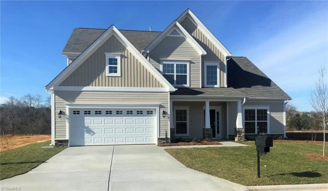 724 Cannonade Drive #499, Whitsett, NC 27377 (MLS #900397) :: Kristi Idol with RE/MAX Preferred Properties