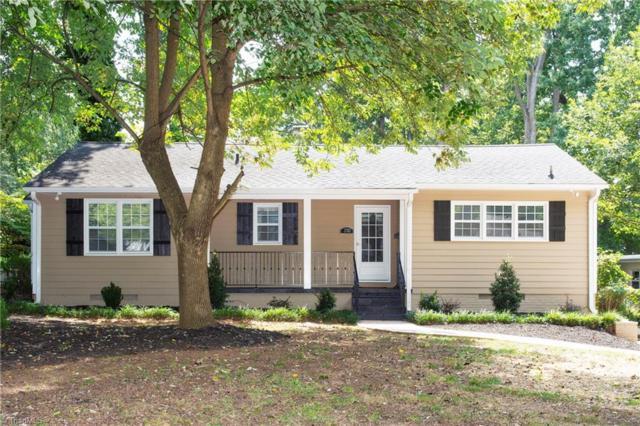 3703 Kirby Drive, Greensboro, NC 27403 (MLS #900688) :: Kim Diop Realty Group