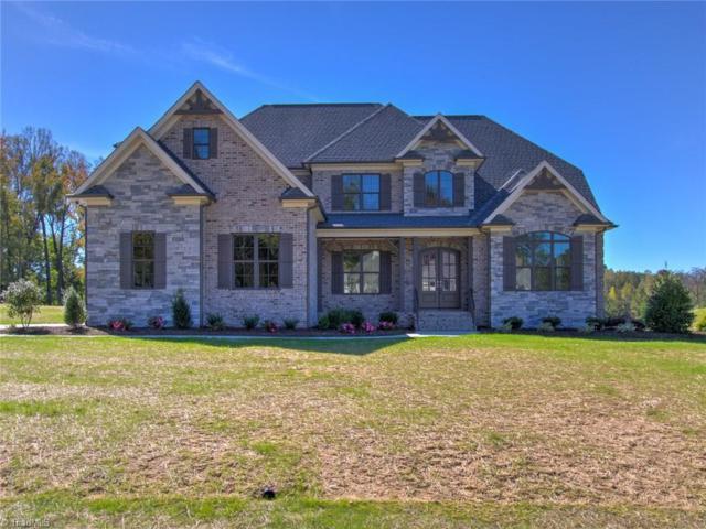 6871 Matzinger Court, Oak Ridge, NC 27310 (MLS #902659) :: Kristi Idol with RE/MAX Preferred Properties