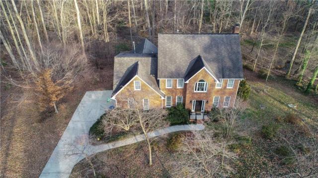 3909 Waterside Drive, Greensboro, NC 27406 (MLS #902884) :: HergGroup Carolinas