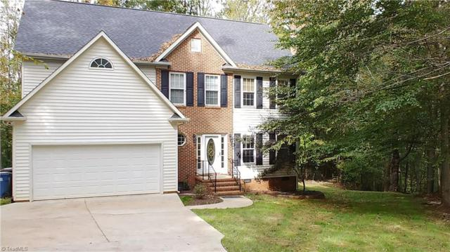 2609 River Run Road, Browns Summit, NC 27214 (MLS #905312) :: The Temple Team