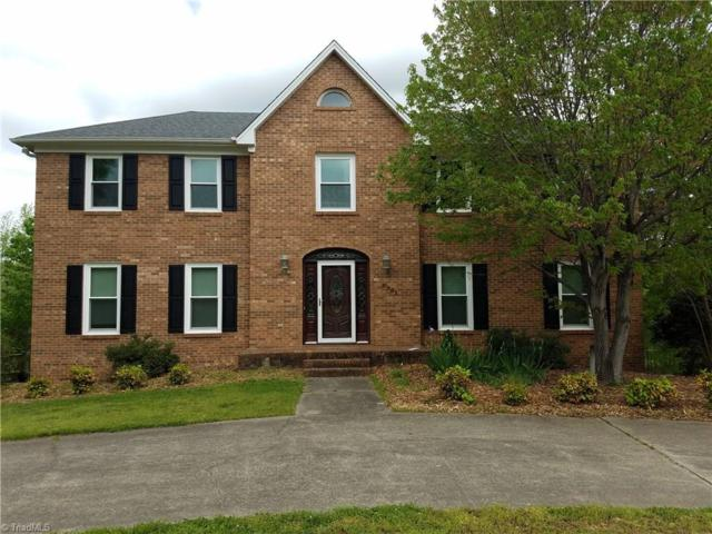 6901 August Drive, Clemmons, NC 27012 (MLS #912264) :: RE/MAX Impact Realty