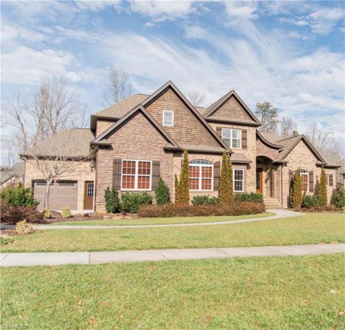 8878 Cravenwood Drive, Oak Ridge, NC 27310 (MLS #913543) :: The Temple Team