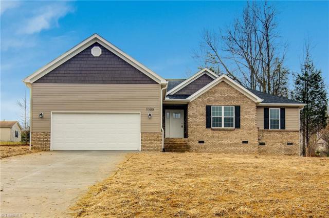 5500 E Hiddenbrook Drive, Mcleansville, NC 27301 (MLS #917973) :: HergGroup Carolinas