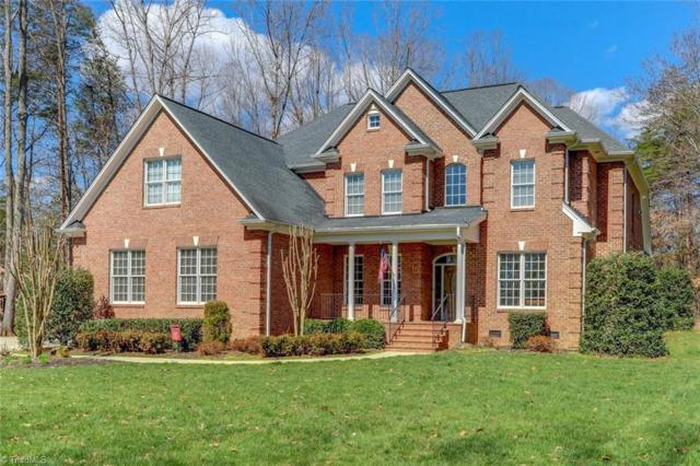 8412 Linville Oaks Drive, Oak Ridge, NC 27310 (MLS #918609) :: Kristi Idol with RE/MAX Preferred Properties