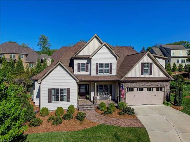 2004 Stratton Hills Court, Greensboro, NC 27410 (MLS #925383) :: Ward & Ward Properties, LLC