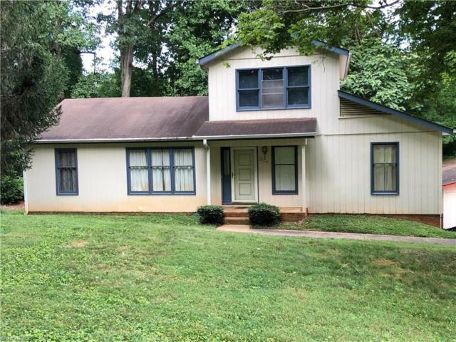 1624 Eagle Crest Drive, Pfafftown, NC 27040 (MLS #939245) :: Berkshire Hathaway HomeServices Carolinas Realty