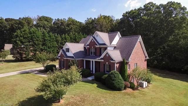 201 Meadow Ridge Drive, Mocksville, NC 27028 (MLS #941151) :: Ward & Ward Properties, LLC