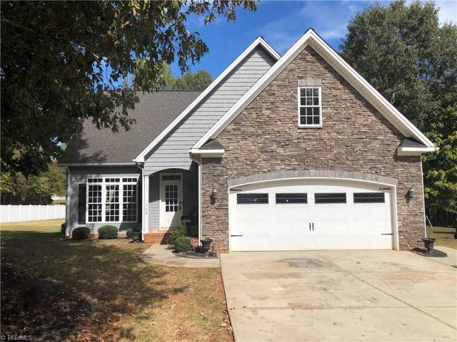 109 Fern Haven Lane, Mocksville, NC 27028 (MLS #953079) :: Lewis & Clark, Realtors®