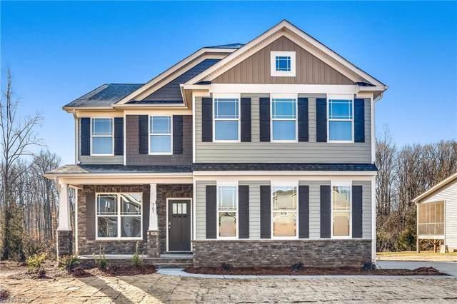 307 Kilbourne Drive, Bermuda Run, NC 27006 (MLS #955320) :: Ward & Ward Properties, LLC