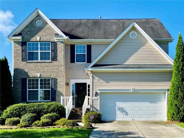 332 Mahogany Drive, Thomasville, NC 27360 (#966390) :: Premier Realty NC