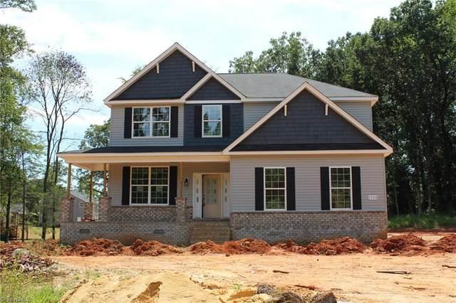 1728 Gerringer Mill Road Lot 1, Burlington, NC 27217 (MLS #969908) :: Team Nicholson