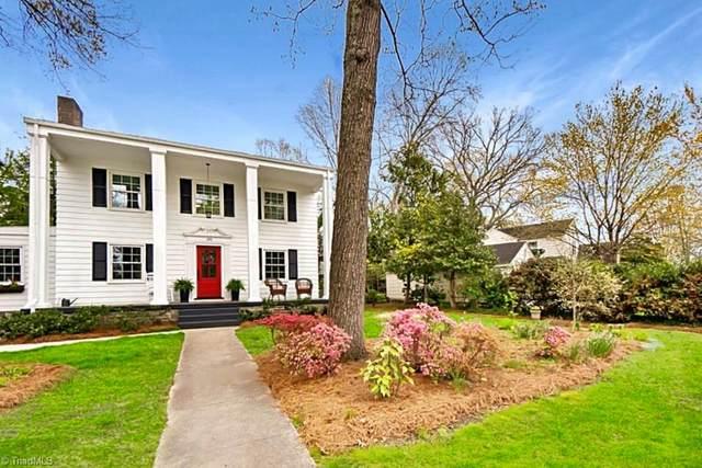 309 Waverly Way, Greensboro, NC 27403 (MLS #970709) :: Berkshire Hathaway HomeServices Carolinas Realty
