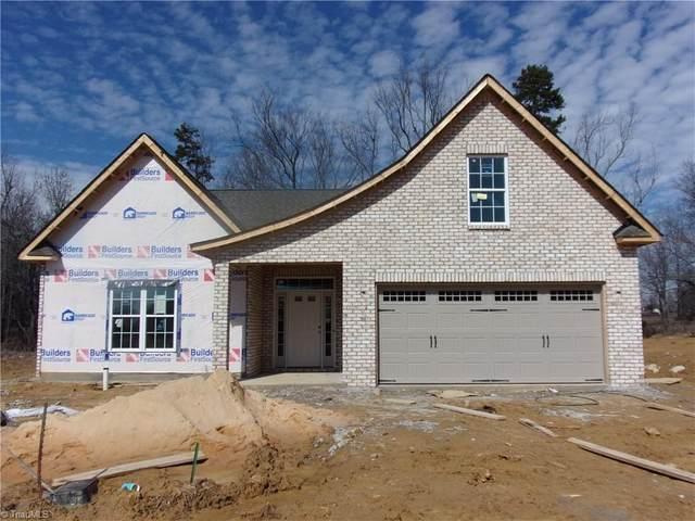 411 Freemont Drive, Thomasville, NC 27360 (MLS #001878) :: Greta Frye & Associates | KW Realty Elite