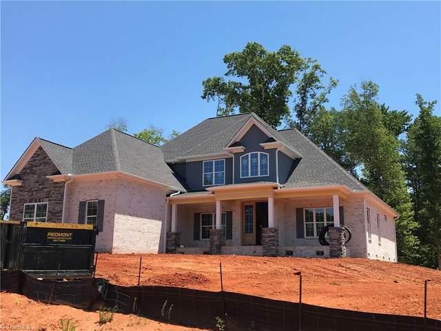1203 Barman Court, Summerfield, NC 27358 (MLS #1008679) :: Berkshire Hathaway HomeServices Carolinas Realty