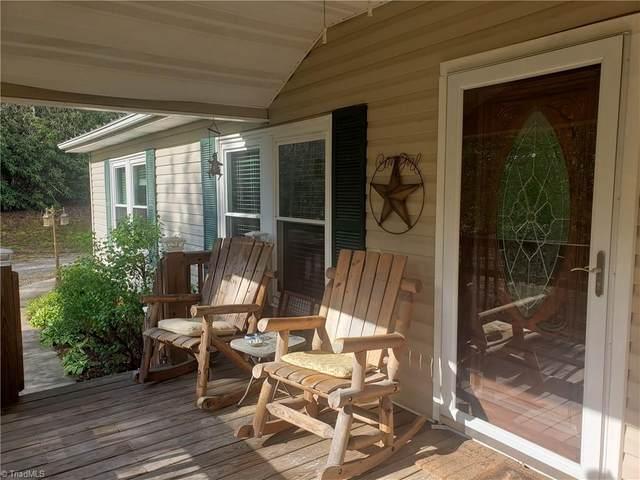 152 Davids Place, Lowgap, NC 27024 (MLS #1012038) :: Ward & Ward Properties, LLC