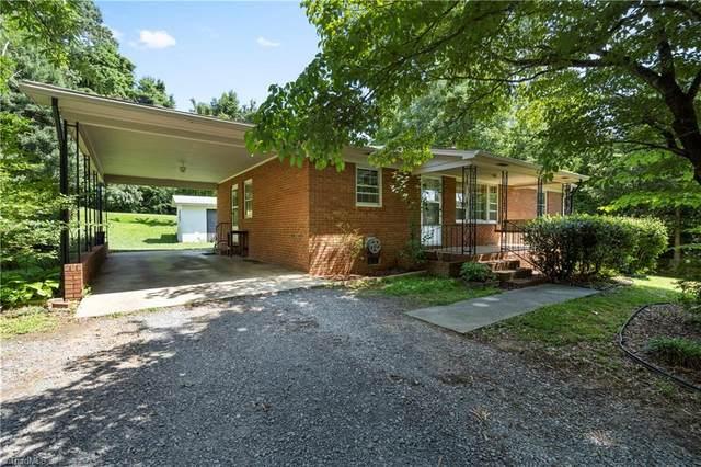 1111 Mackie Avenue, Asheboro, NC 27205 (MLS #1019858) :: Ward & Ward Properties, LLC