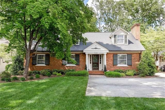 1116 Buckingham Road, Greensboro, NC 27408 (MLS #1022920) :: Lewis & Clark, Realtors®