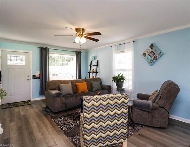 255 Bond Street, Winston Salem, NC 27127 (MLS #1030860) :: Ward & Ward Properties, LLC