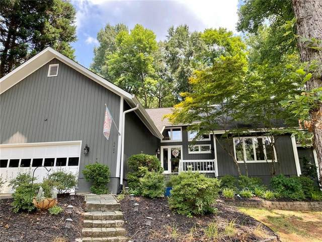 6404 Muirfield Drive, Greensboro, NC 27410 (MLS #1040132) :: Ward & Ward Properties, LLC