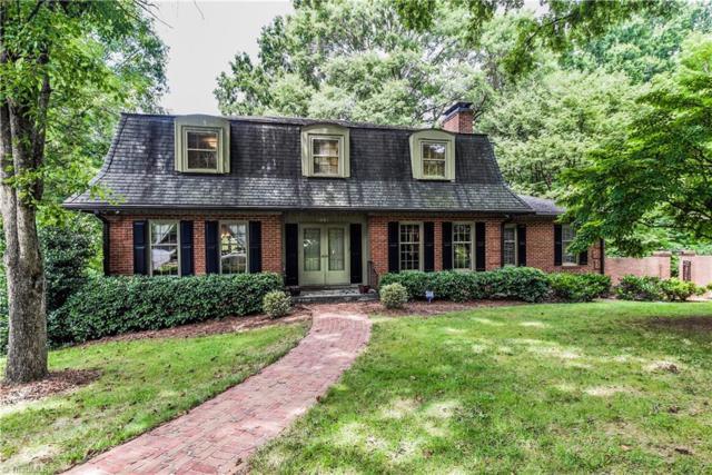 641 Currier Court, Winston Salem, NC 27104 (MLS #843689) :: Banner Real Estate