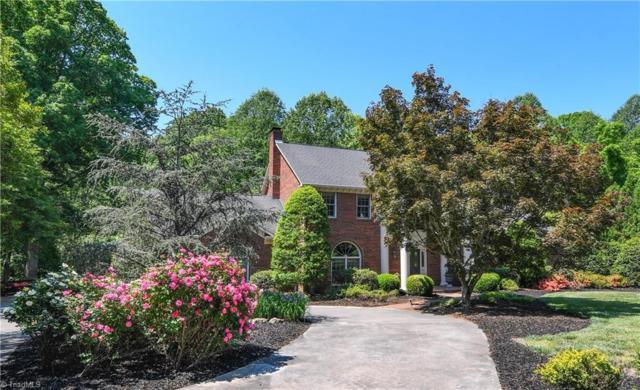 8103 Brittains Field Road, Oak Ridge, NC 27310 (MLS #880420) :: Kristi Idol with RE/MAX Preferred Properties