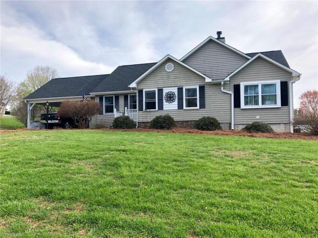 409 Spartan Drive, Lexington, NC 27292 (MLS #881393) :: Kristi Idol with RE/MAX Preferred Properties