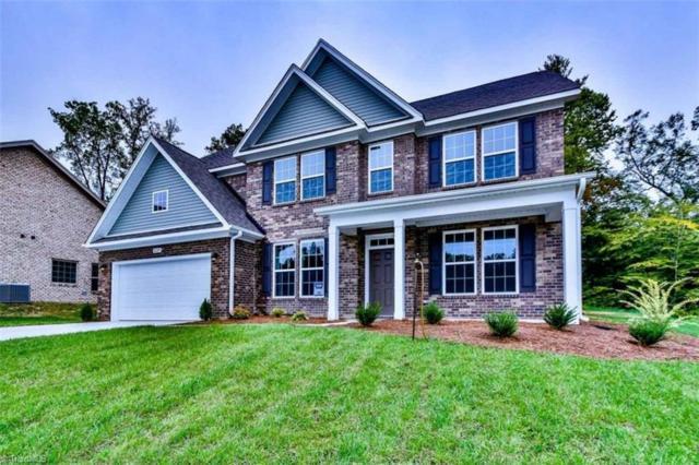 6125 Barrington Oaks Drive, Clemmons, NC 27012 (MLS #889383) :: Kristi Idol with RE/MAX Preferred Properties