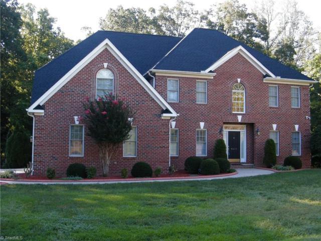 8413 Case Ridge Drive, Oak Ridge, NC 27310 (MLS #889850) :: Kristi Idol with RE/MAX Preferred Properties