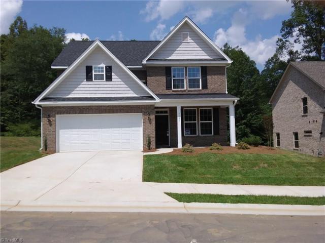 6141 Barrington Oaks Drive, Clemmons, NC 27012 (MLS #889873) :: Kristi Idol with RE/MAX Preferred Properties