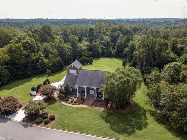 100 N Carolina Circle, Mocksville, NC 27028 (MLS #900563) :: Kristi Idol with RE/MAX Preferred Properties