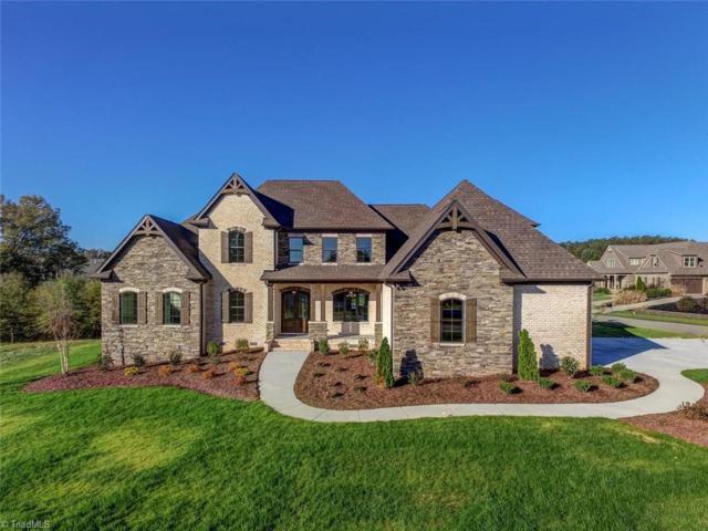 128 Cobblestone Walk Drive, Greensboro, NC 27455 (MLS #901620) :: Kristi Idol with RE/MAX Preferred Properties