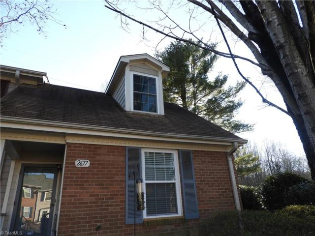 2677 Cottage Place, Greensboro, NC 27455 (MLS #915221) :: NextHome In The Triad